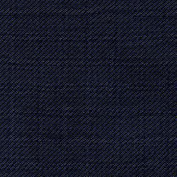 Picture of single breasted navy two-piece suit