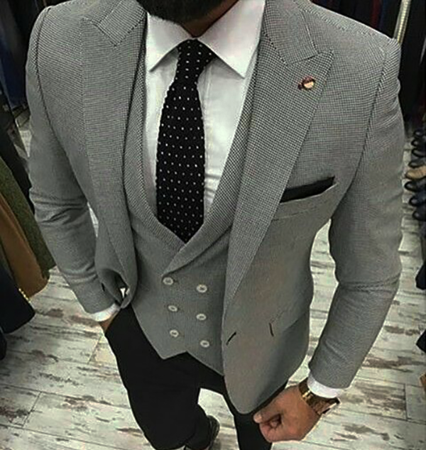 Grey blazer what trousers with colour The Best