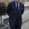 Picture of Navy Blue Jacket and Trousers