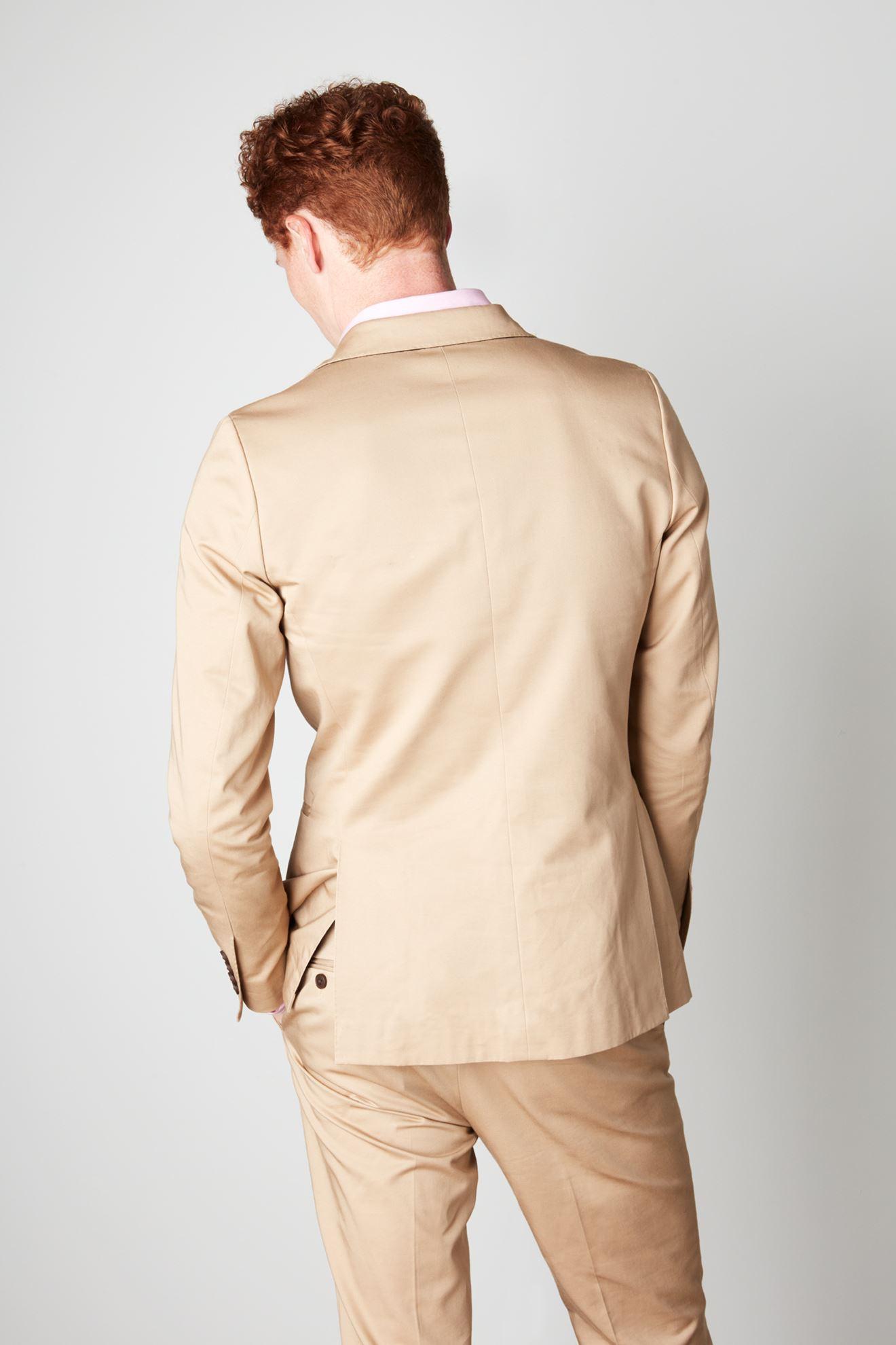 full length back styling shot