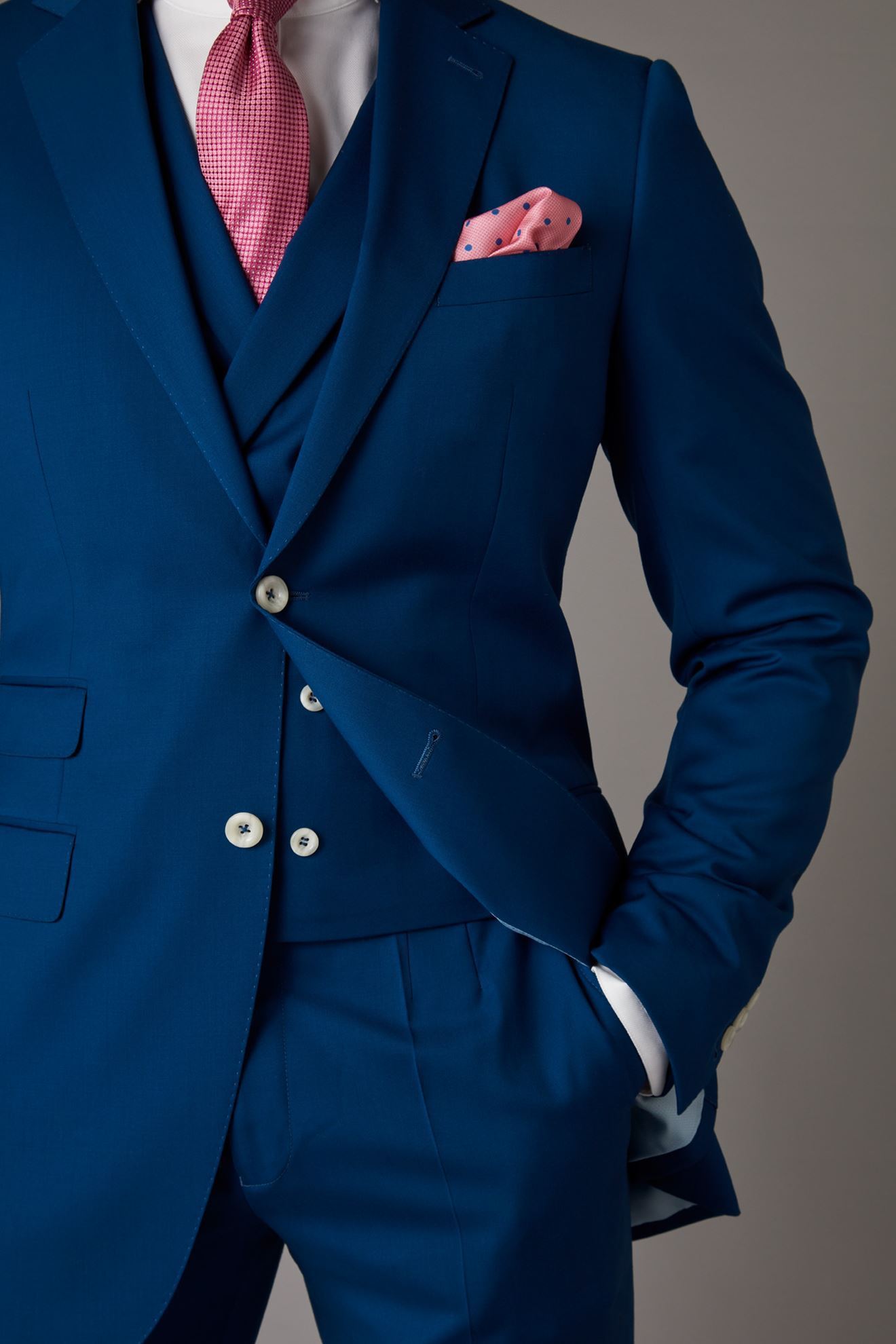 Blue Jacket Detail 2