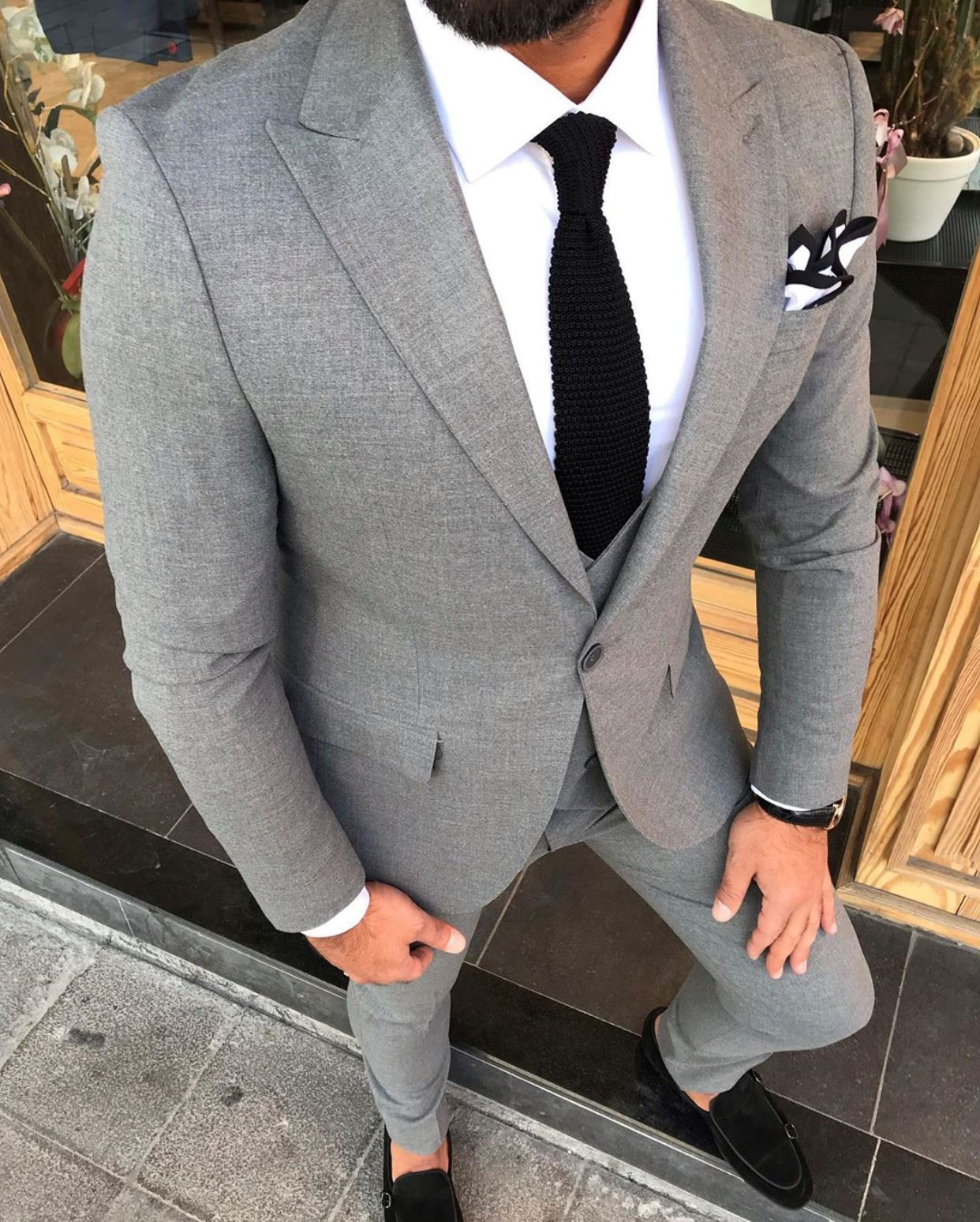 Picture of THE INSTALOOK 3 PIECE SUIT
